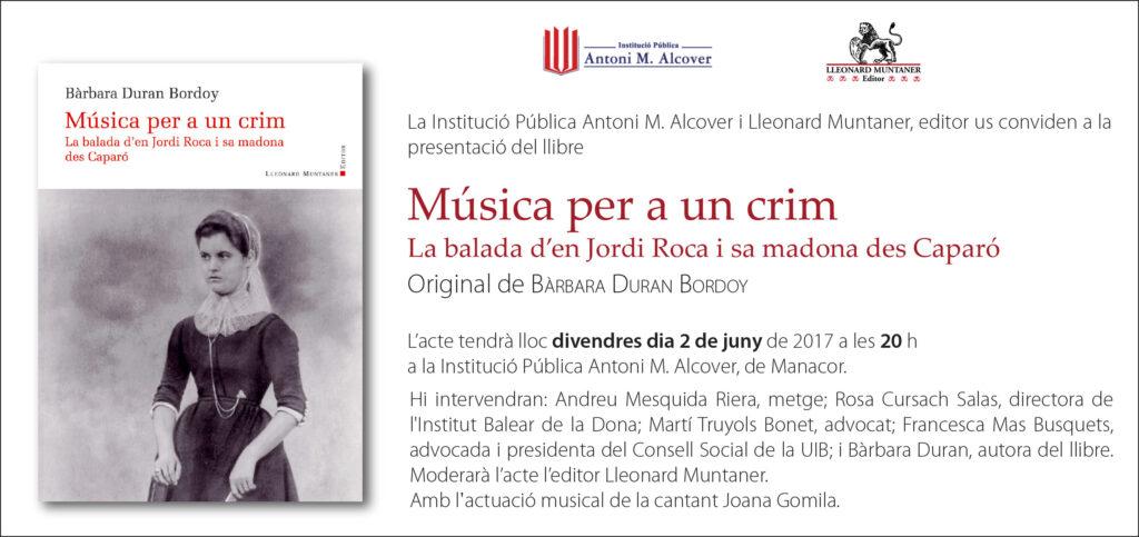 Convit_musica per a un crim