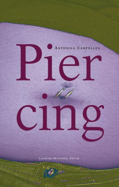 Per al llibre de poemes Piercing de Tonina Canyelles