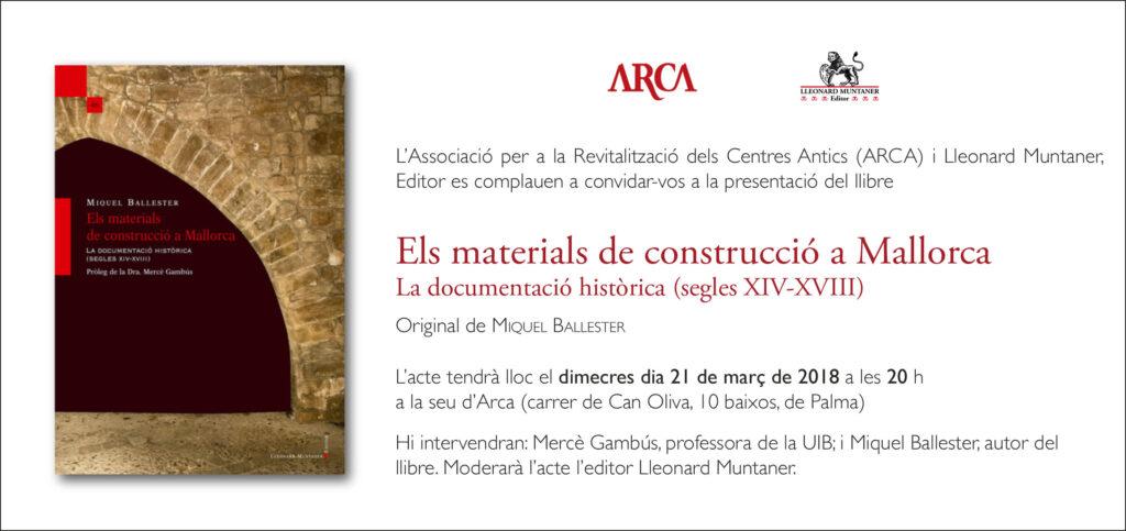 Convit_materials de construccio _arca